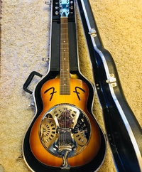 Fender Dobro Resonator FR-50